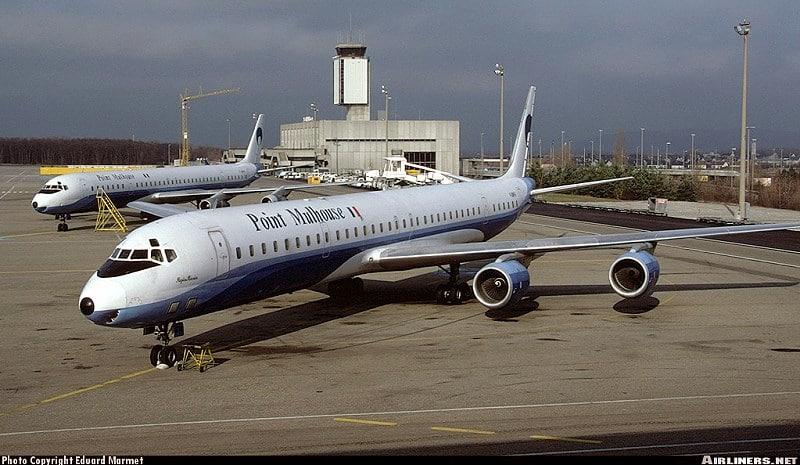 Point Air DC8