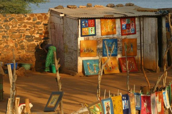 Arts ile de Gorée