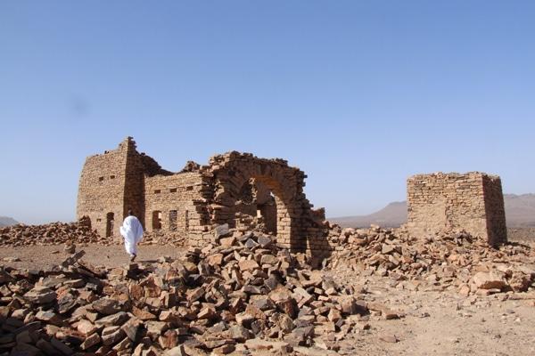 Fort Saganne Mauritanie