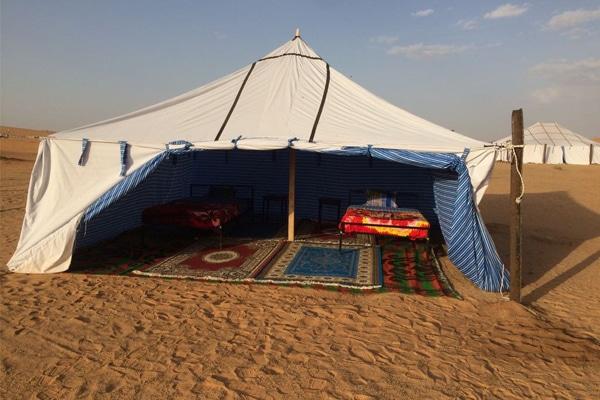 Khaïma Campement Ben Amira - Train du Désert