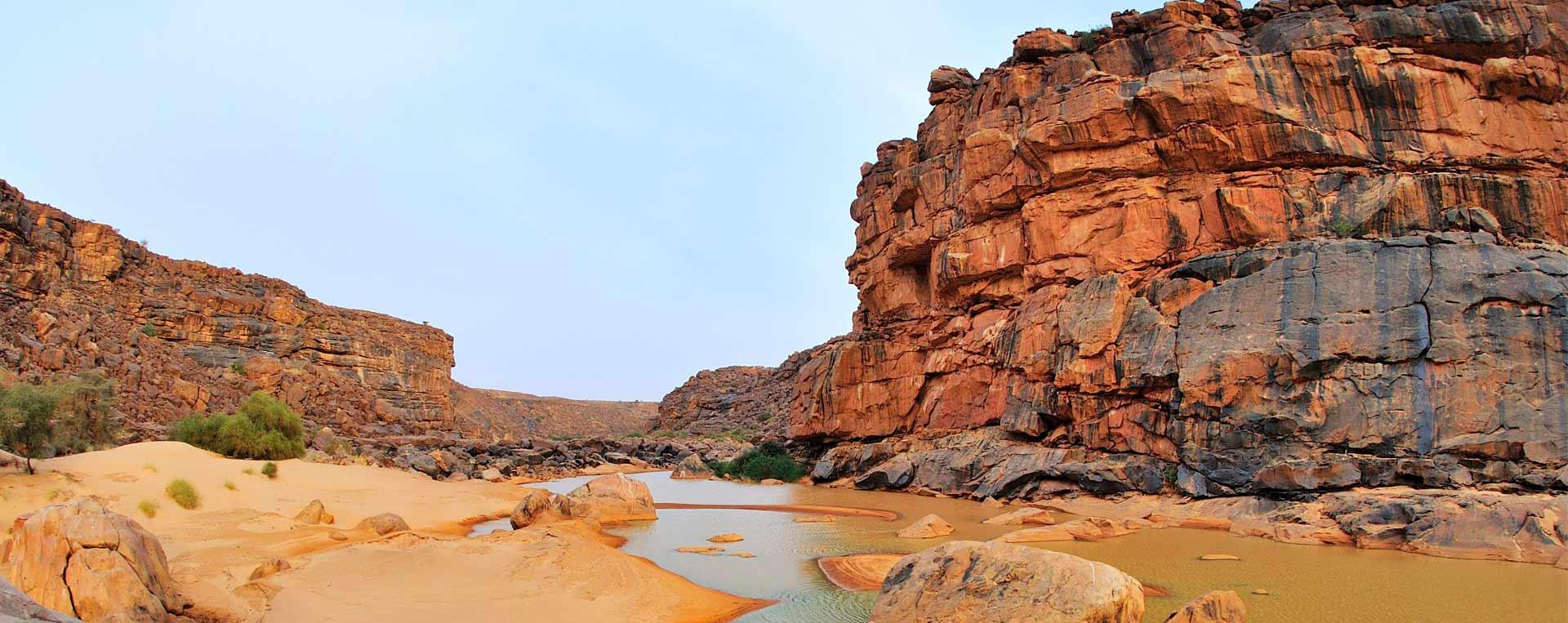 Slider Guelta de Matmata