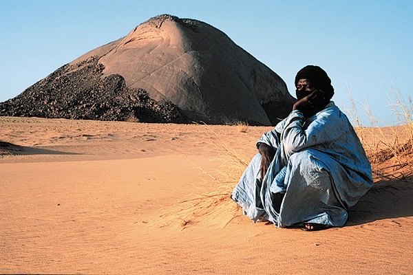 Monolithe Aïcha Mauritanie