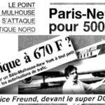 Coupure de Presse Point Mulhouse