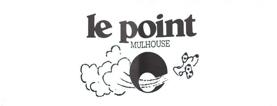 Logo le Point Mulhouse