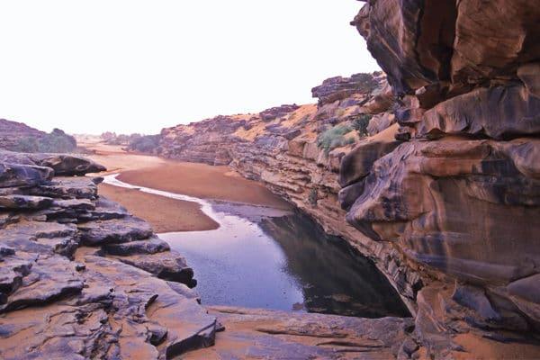 Guelta de Taoujafet
