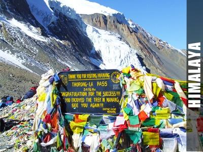 Destination Himalaya Point Voyages