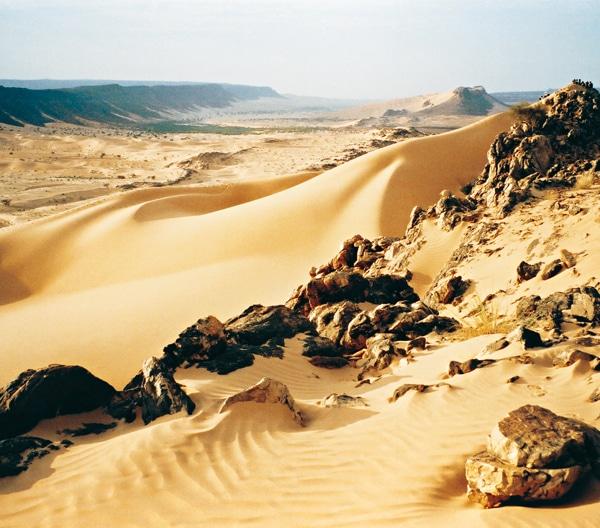 Destination Adrar en mauritanie