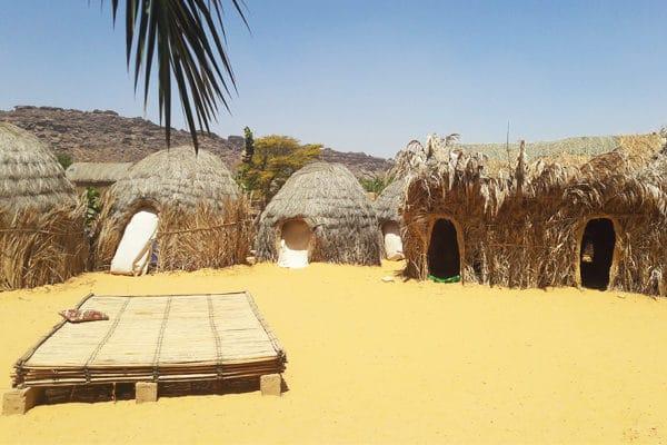 Campement de la palmeraie de Mhaïreth