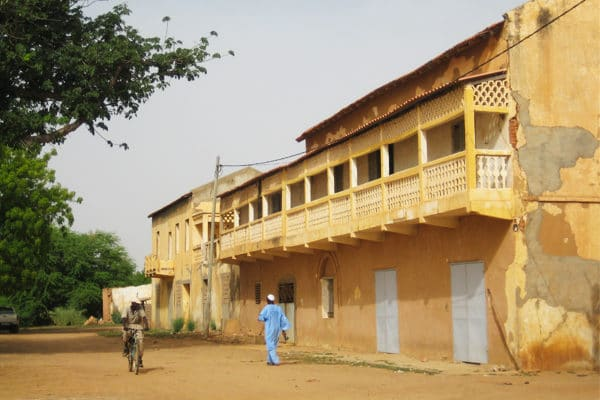 Comptoir de Podor Sénégal
