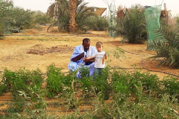 Jardin agroécologique de Maaden El Ervane