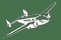 icone-avion-blanc