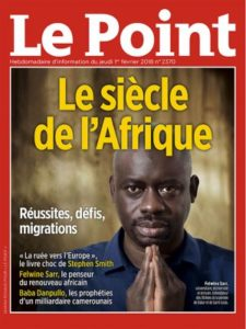 Le Point: Mauritanie, la belle aux sables dormants