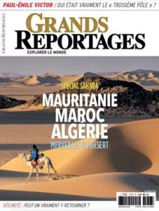 Grands reportages: Spécial Sahara: Mauritanie, Maroc, Algérie | Merveilles du désert
