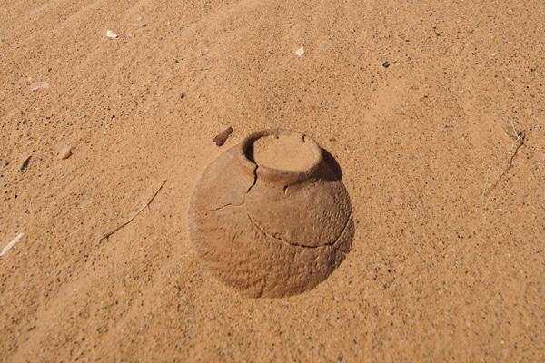 Poterie désert du Tagant