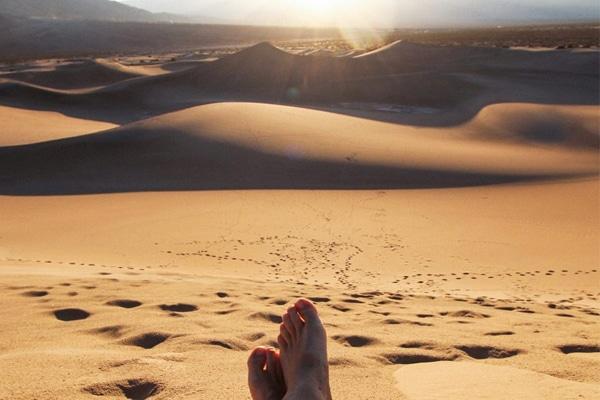 Dunes de l'erg Leklewa