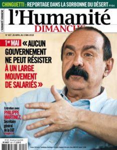 Presse Humanite Chinguetti, la Sorbonne du désert