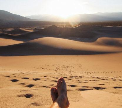 Trek Leklewa circuit Mauritanie