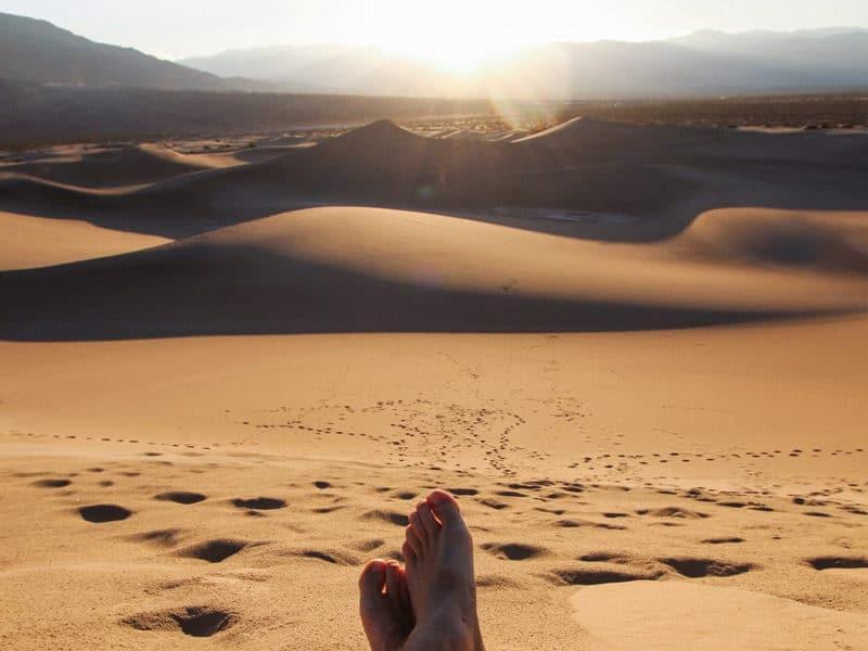 Randonnée chamelière Leklewa circuit Mauritanie