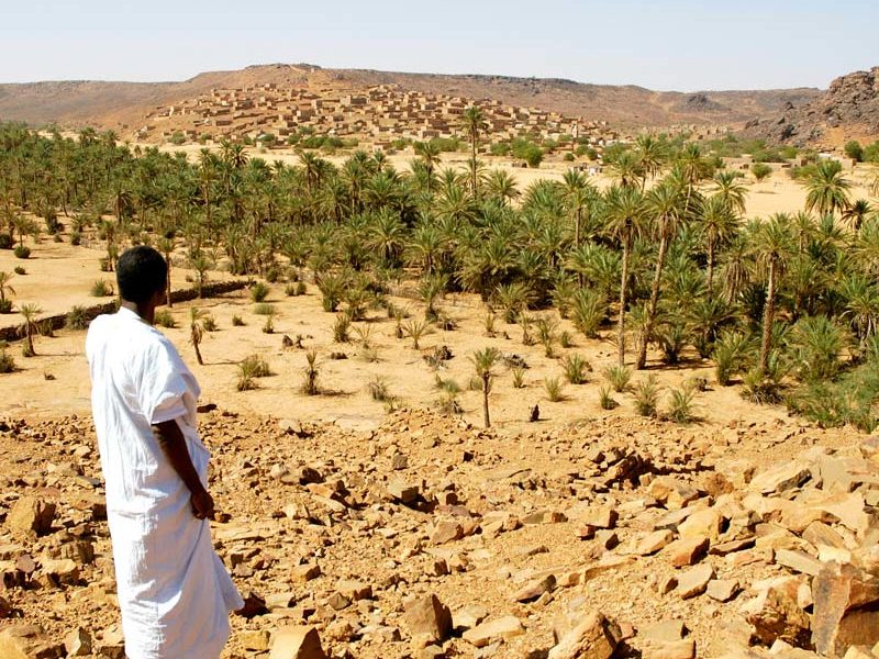 Panorama Rachid - circuit Tichitt et désert du Tagant
