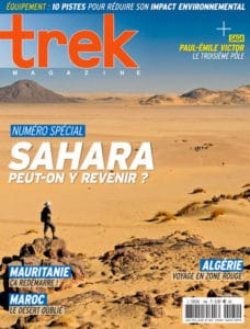 Trek Magazine: Sahara, peut-on y revenir?