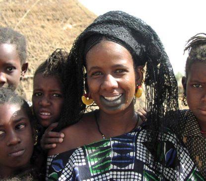 Voyage au Sénégal - Peuls en route vers Podor