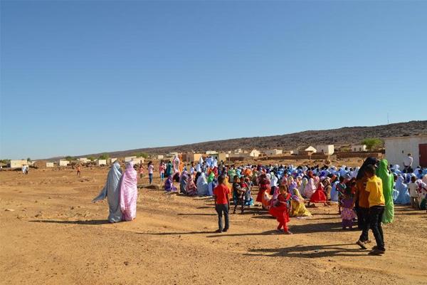Rassemblement villageois Maaden