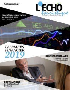Magazine Echo Touristique Juillet 2019