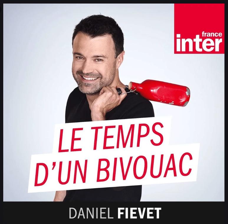 Emission le temps d'un bivouac france Inter