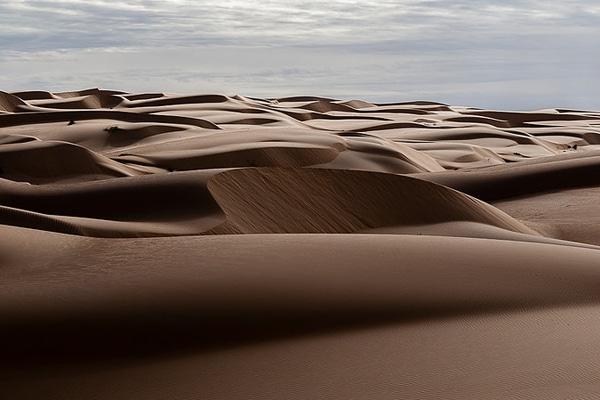 Dunes de l'erg Ouarane