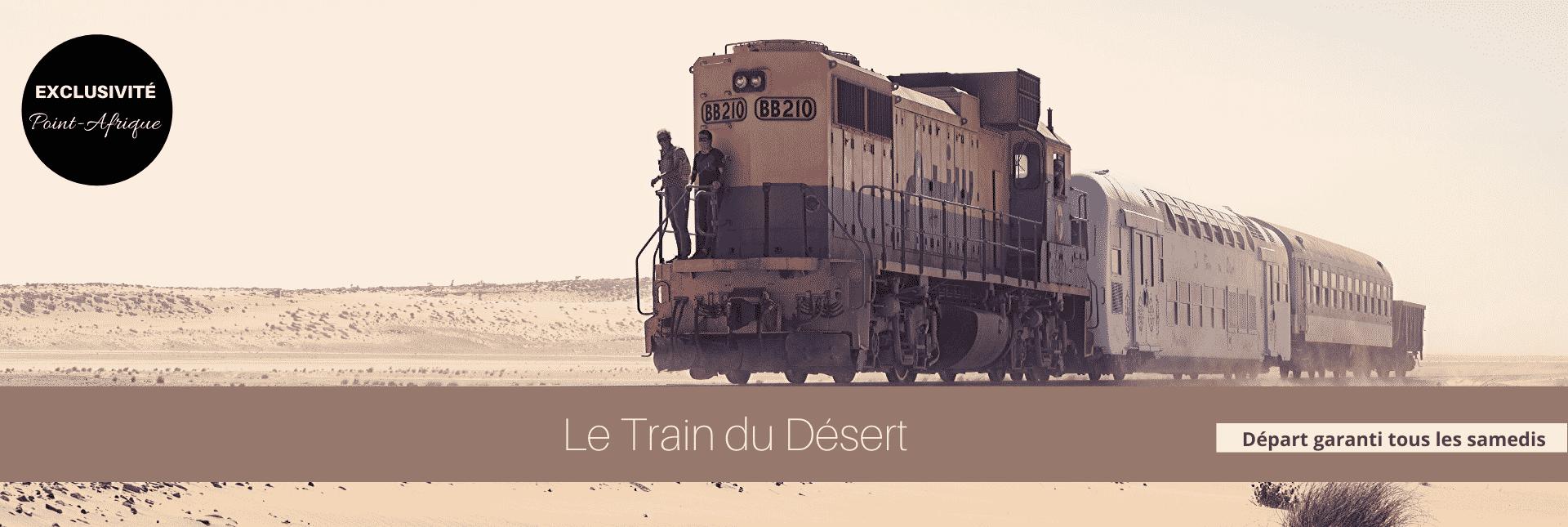 Header Circuit le Train du Désert en Mauritanie
