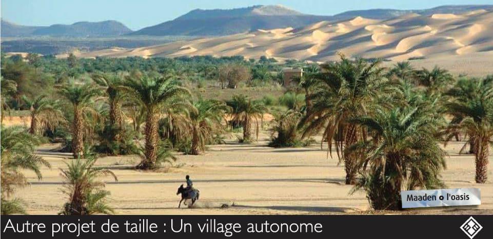 Photo Maaden en mauritanie